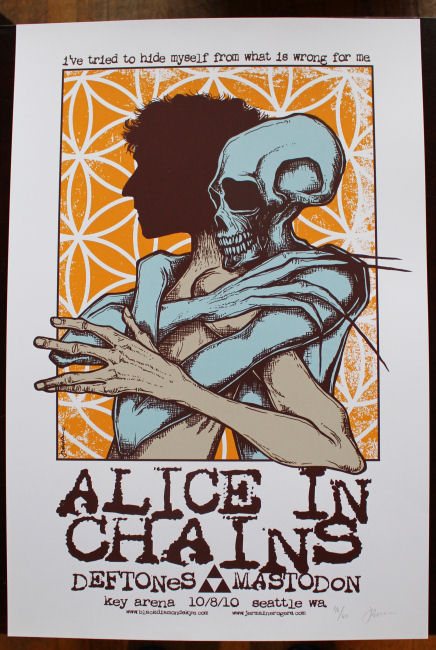 Jermaine Rogers - Alice in Chains