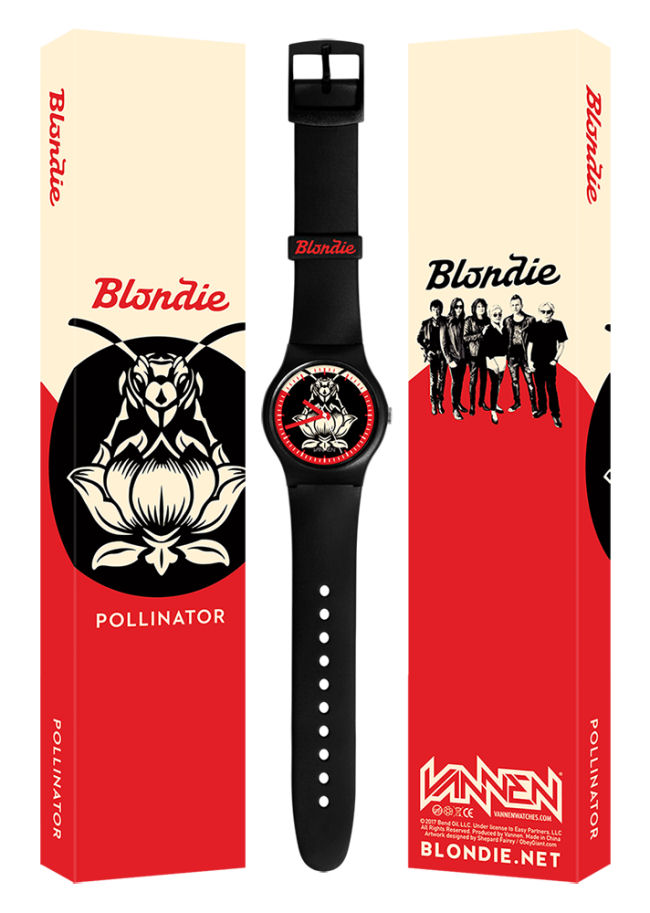 Shepard Fairey - Blondie Pollinator Watch