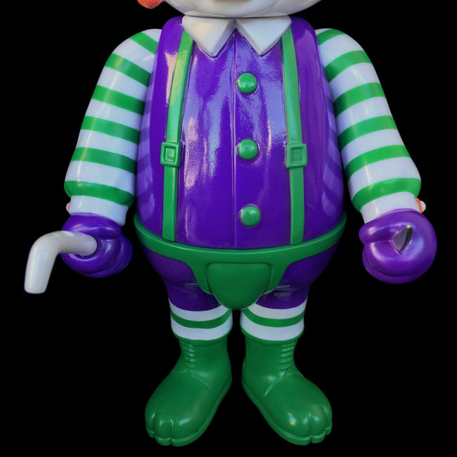 Frank Kozik - Lil Alex Supervillain Edition