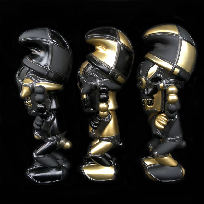 David Flores - Deathead S'murk Stay Gold Edition