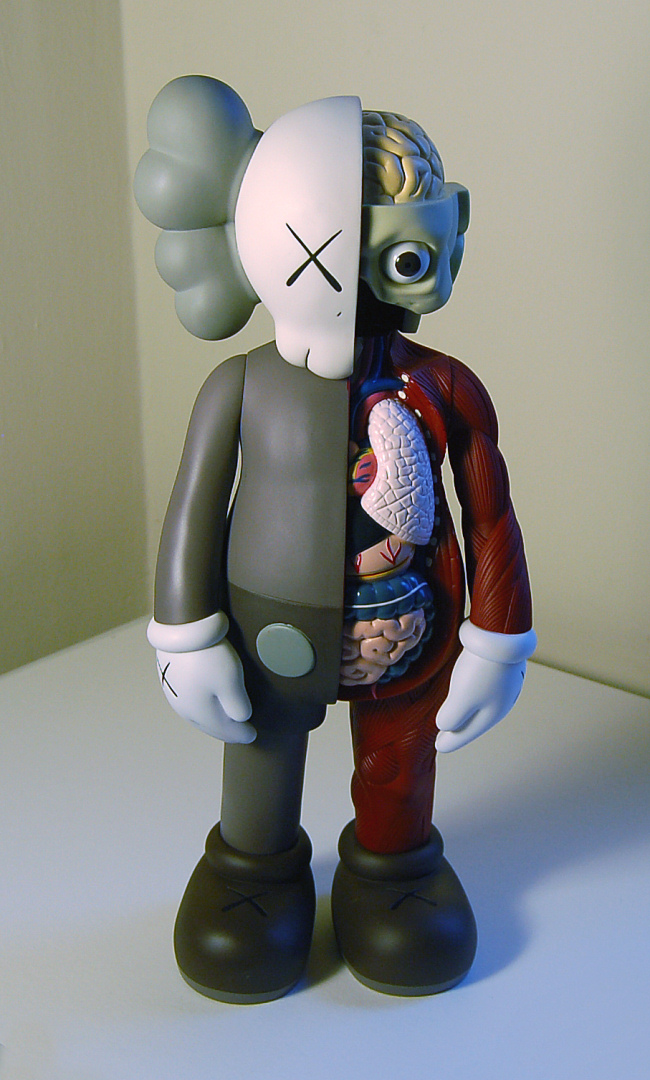 KAWS - Dissected Compaion 5YL