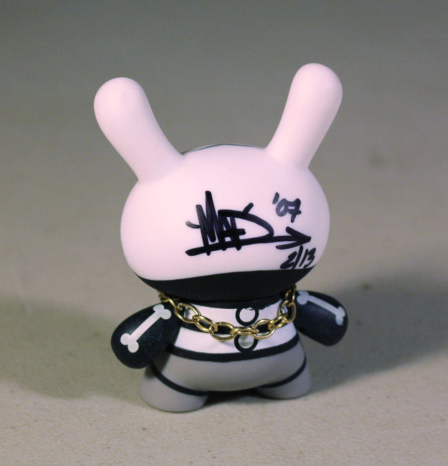 MAD - Dunny Signed