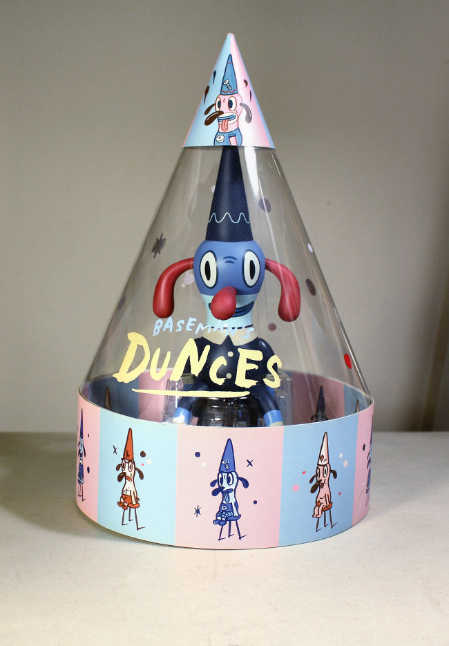 Gary Baseman - Goody 2 Shoes Dunce