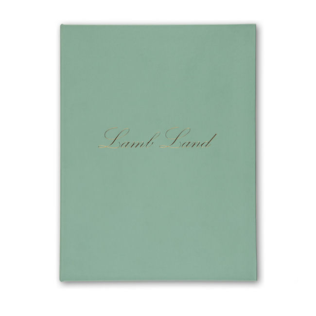 Marion Peck - Lamb Land - Special Edition Book