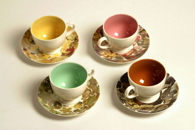 Laurie Simmons - Cups and Saucers