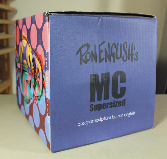 Ron English - MC Supersized
