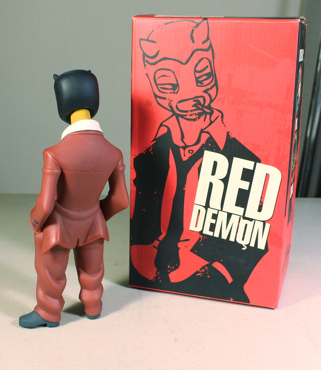 Muttpop - Red Demon