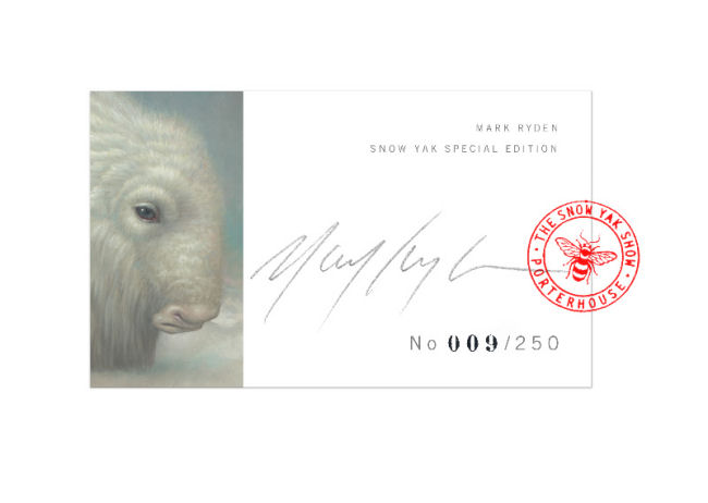 Mark Ryden - Snow Yak Show - Special Edition Book