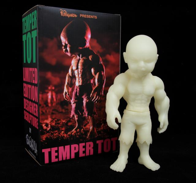 Temper Tot by Ron English