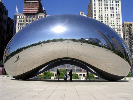 Anish Kapoor - Cloud Gate