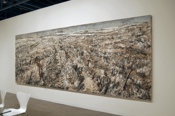 Anselm Kiefer - Art Basel Miami Beach - 2009