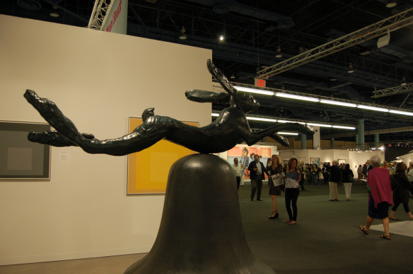 Barry Flanagan - Art Basel - Miami Beach - 2010