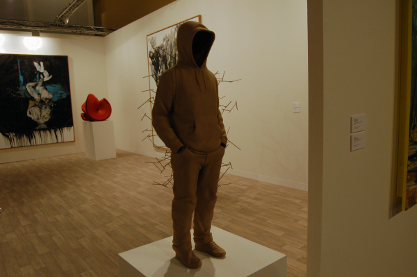 Erwin Wurm - Art Basel - Miami Beach - 2010