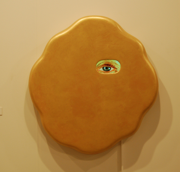 Tony Oursler - Art Basel - Miami Beach - 2010