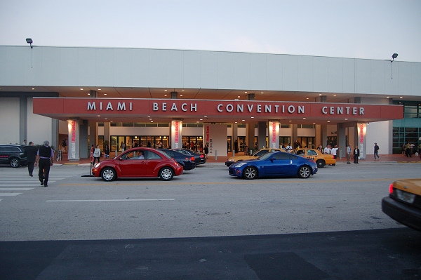 Art Basel - Miami Convention Center - 2009