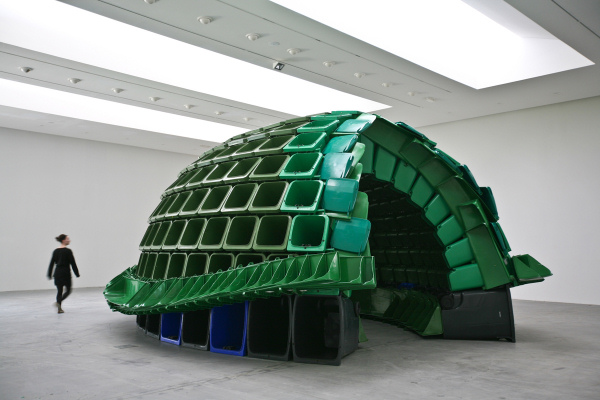 Brian Jungen - Carapace -  2009