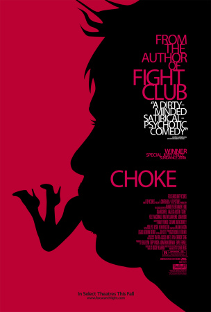 Chuck Palahniuk - Choke movie poster