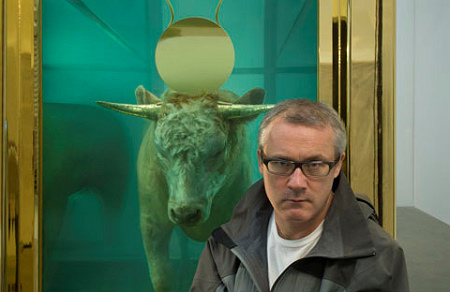 Damien Hirst - Beautiful Inside My Head Forever