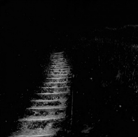 Dave Anderson - Untitled - Stairs