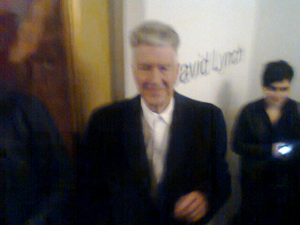 David Lynch - Tilton Gallery - NYC - 2012