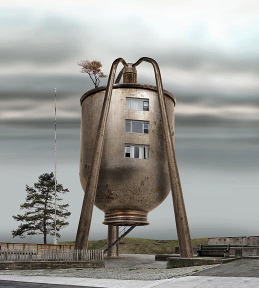 David Trautrimas - Oil Can Residence - 2008