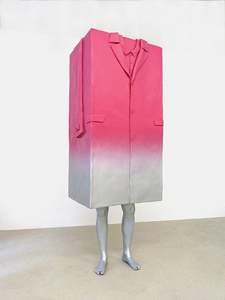 Erwin Wurm - Big Coat - 2010
