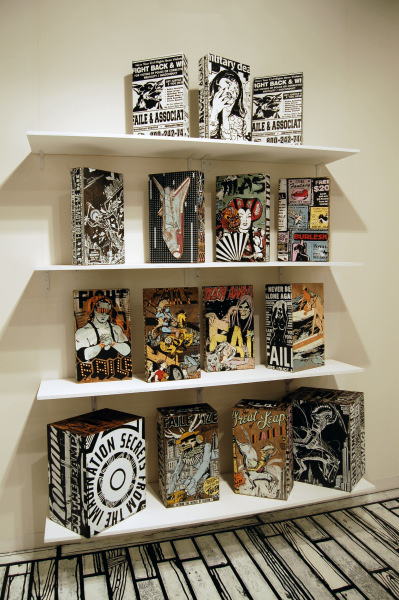 Faile - Art Basel Miami Beach - 2009
