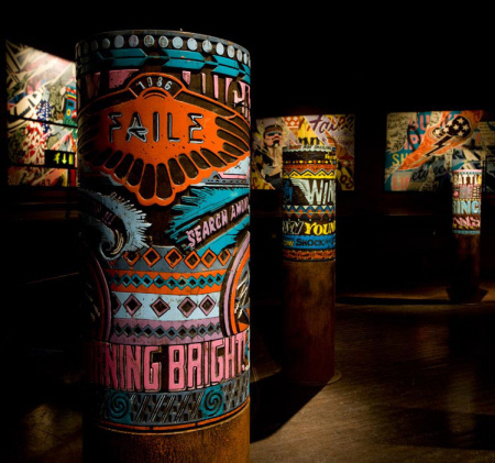 Faile - Prayer Wheel - Lost in Glimmering Shadows - 2008