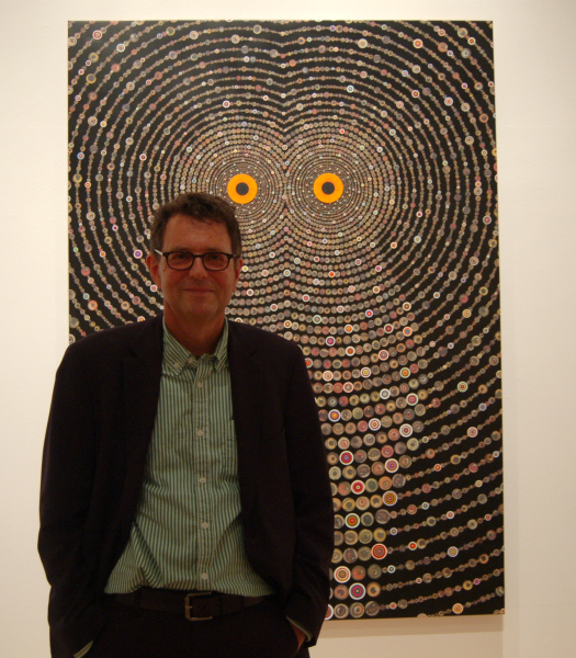 Fred Tomaselli - Brooklyn Museum - 2010