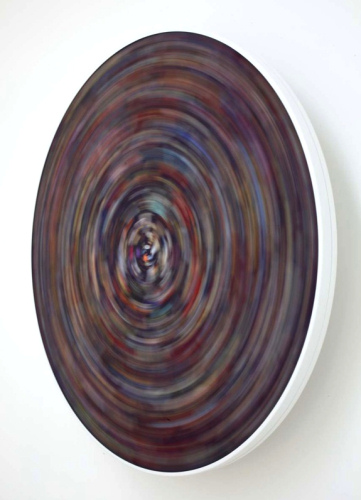 Guy Limone - Jamaa Al Fnaa Square Marrakech - Dark Purple - Spinning