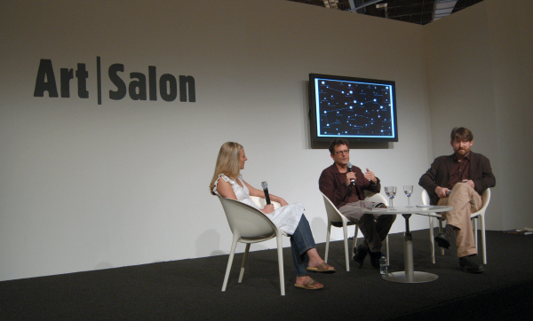 Heidi Zuckerman Jacobson - Fred Tomaselli - Ian Berry- Art Basel Miami Beach - 2009