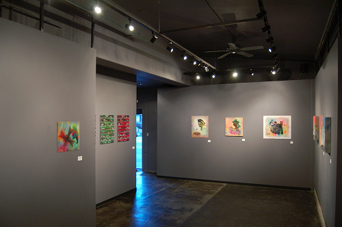 Ian Millard - Deluxe - NOWhere Limited Exhibit Photo