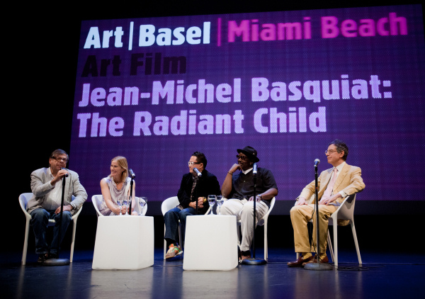 Jean-Michel Basquiat: The Radiant Child - Art Basel Miami Beach - Panel Discussion - 2009