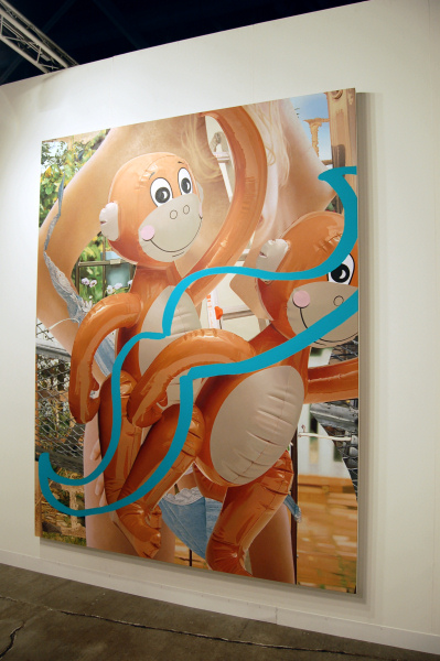 Jeff Koons - Art Basel Miami Beach - 2009