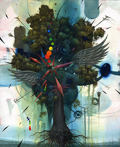 Jeff Soto - Mickeys Treehouse