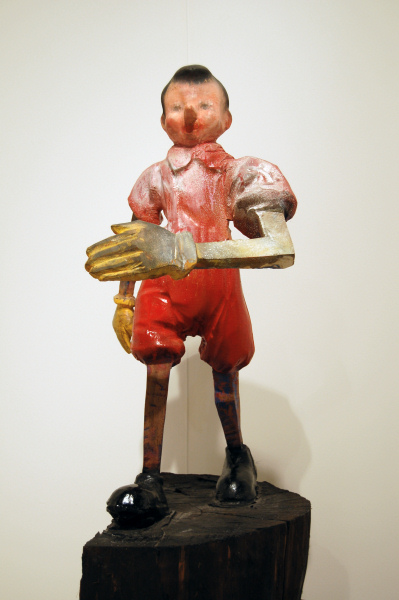 Jim Dine - Art Basel Miami Beach - 2009