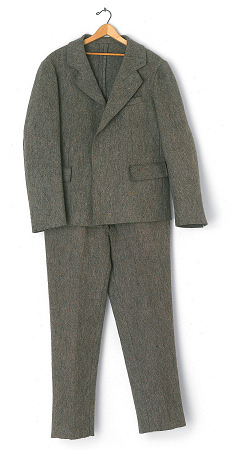 Joseph Beuys - Felt Suit - 1970