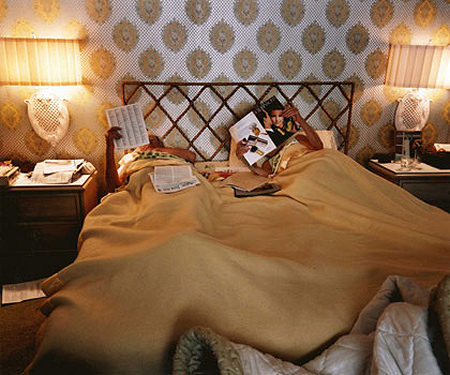 Larry Sultan - Untitled - from the series - Pictures from Home