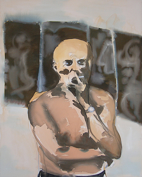 Liz Markus - The Man (Picasso) - 2010