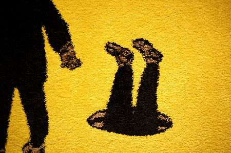 Mark Mothersbaugh - Dive For Safety - (detail) - 2009