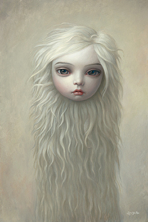 Mark Ryden - Fur Girl - 2008