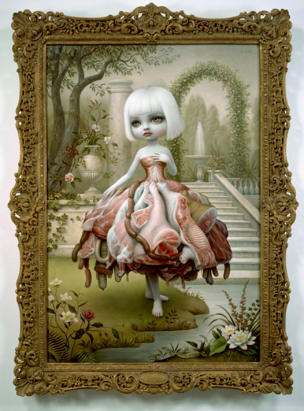 Mark Ryden - Incarnation #100 - 2009