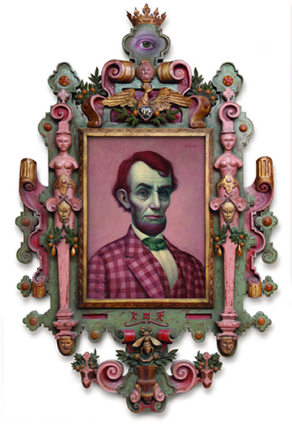 Mark Ryden - Pink Lincoln - 2010