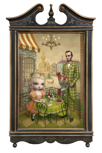 Mark Ryden - The Grinder - 2010