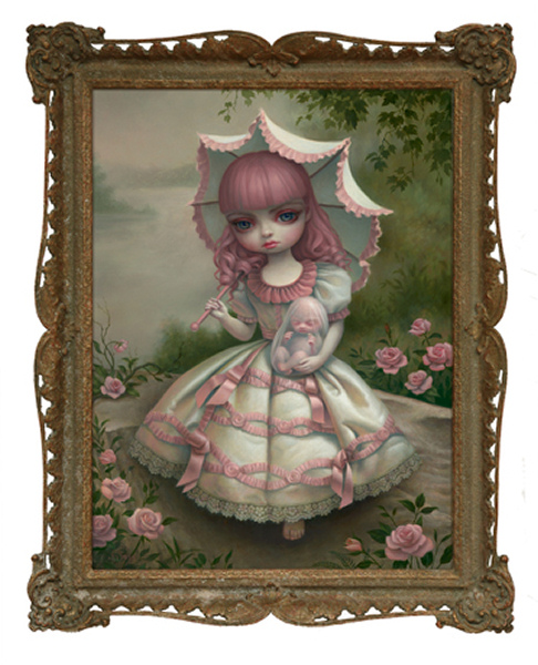Mark Ryden - Virgin and Child - 2010
