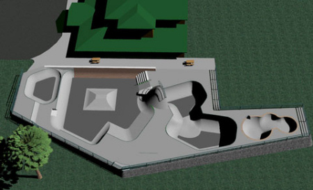 Nederland Colorado - Skatepark Design