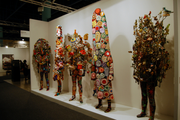 Nick Cave - Art Basel Miami Beach - 2009