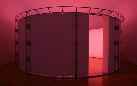 Olafur Eliasson - 360° Room for All Colours - 2002