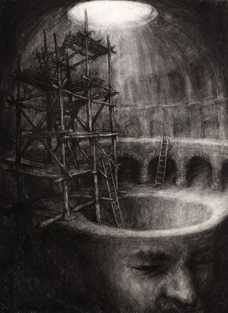 Paul Rumsey - Dome Head