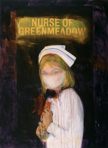 Richard Prince - Nurse of Greenmeadow